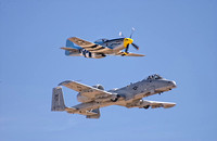P-51 with an A-10