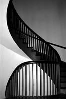 Shakertown Free Standing Staircase in Kentucky
