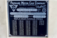 Packard Vehicle Plate