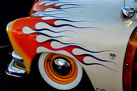 Ford Woody Flames