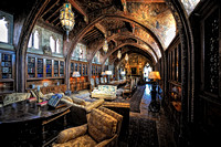 Hearst Castle Gothic room