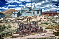 Bodie Gold Mill